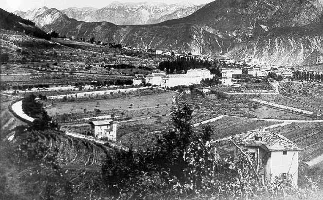 Panorama da Ovest 1900 1